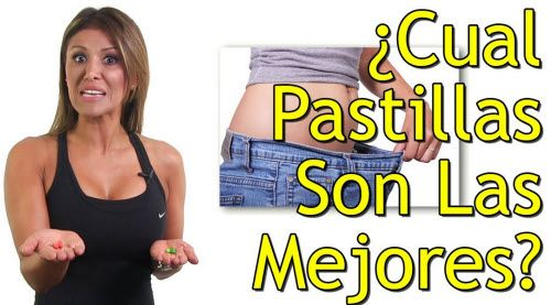 mejores pastillas