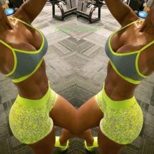 abdomen chica