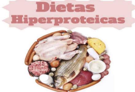 las dietas hiperproteicas grande