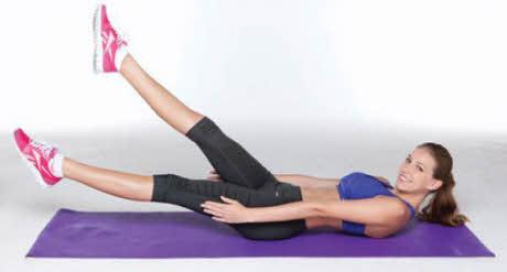 Ejercicios para fortalecer la entrepierna - Tu Revista Fitness