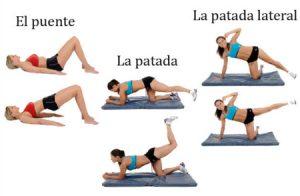 Mejores ejercicios para las mujeres fitness