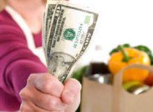 coste comida sana