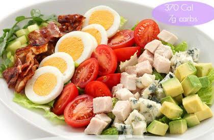 ensaladas para adelgazar diferentes tipos