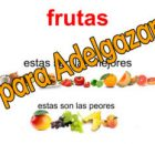 Mejores Frutas para perder Peso