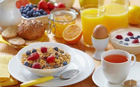 desayunos importancia