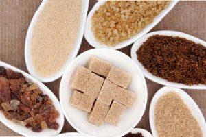 Sustitutos saludables para el azucar principal