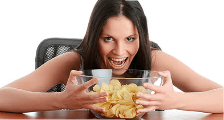Ansiedad por la Comida y Atracones