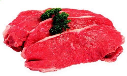 carne roja magra