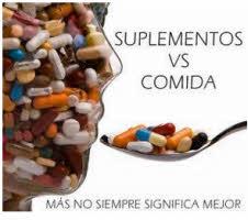 Buena alimentación Vrs Suplementacion - Tu Revista Fitness