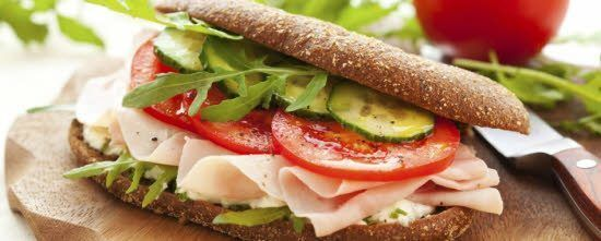 sandwich salud