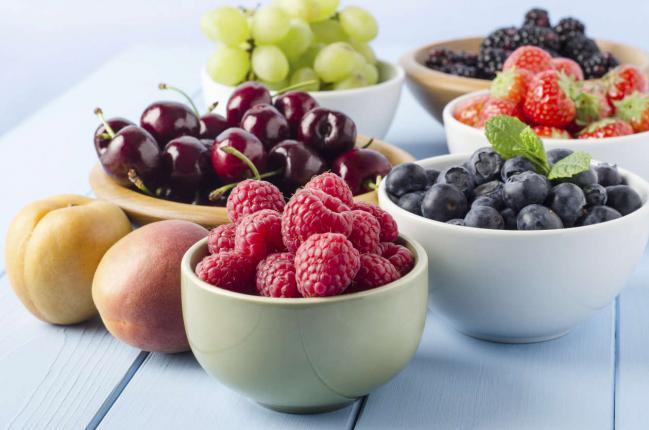 alimentos para bajar la barriga