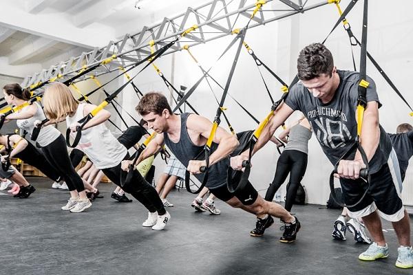 ¿Cómo entrenar con TRX?