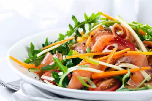 ensaladas saludables para bajar de peso