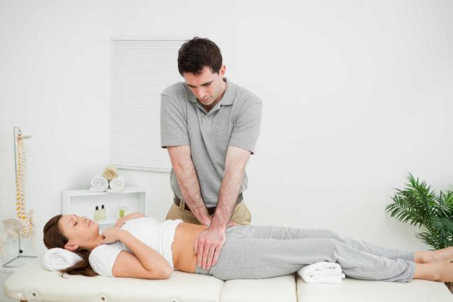 masajes para reducir el abdomen
