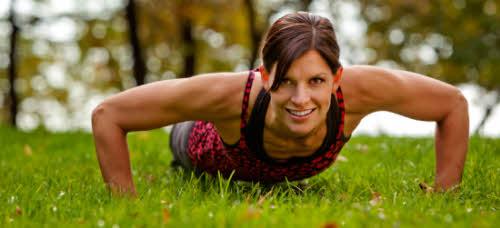 Fitness DIY tu gimnasio al aire libre