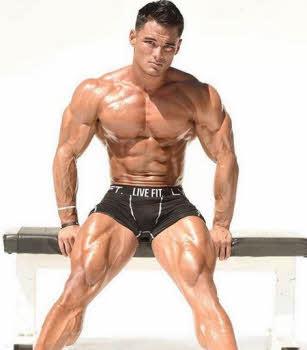 Jeremy Buendia men's physique