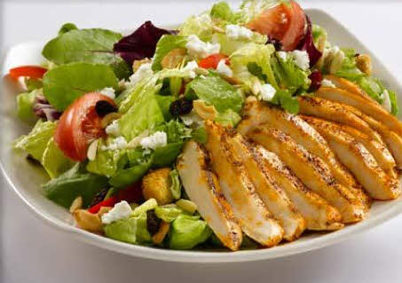 dieta de la ensalada para adelgazar
