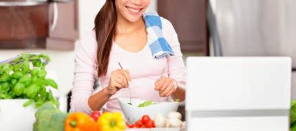 preparando comida
