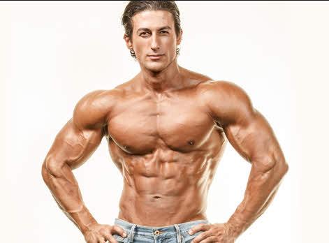 Entrevista al modelo Fitness Sadik Hadzovic
