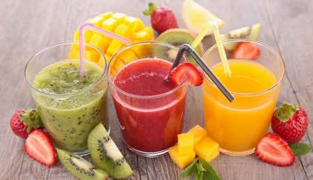 zumos con propiedades nutrientes