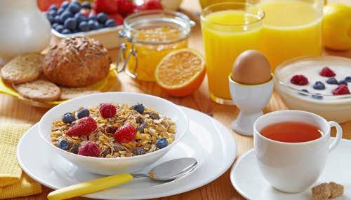 desayuno comida mas importante
