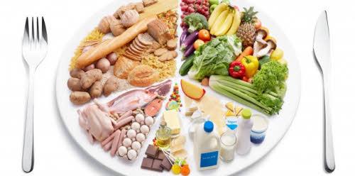 alimentate correcto y aumenta tus defensas