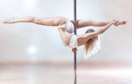 Pole Dance sus beneficios y el fitness