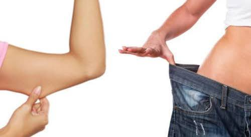 cosas para bajar de peso mujer