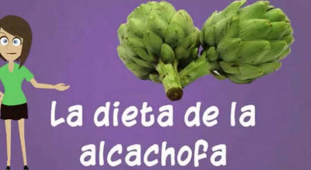 Descubre como es la Dieta de la Alcachofa