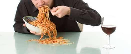 comer lentamente importante para la salud