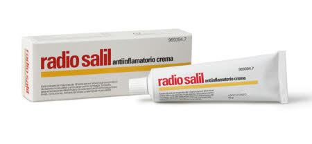 Radio Salil Anti-inflamatorio para deportistas