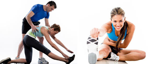 Importancia del estiramiento en el gym
