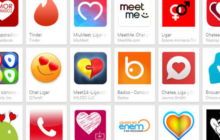 chat para ligar app