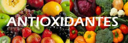 antioxidantes naturales vrs Radicales Libres