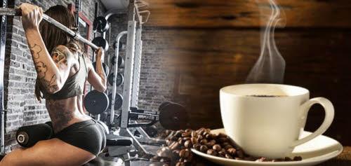 Beneficios del café para ganar músculo
