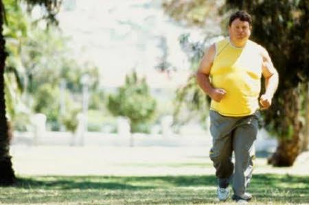 El obeso sano