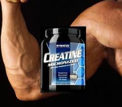 Gana masa muscular con Creatina