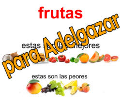 Mejores Frutas para perder Peso
