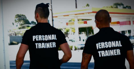 Personal trainer online