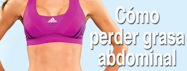Alimentos para perder grasa abdominal