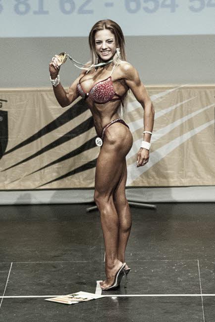 Janet Arias Coto bikini