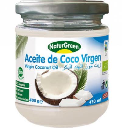 aceite de coco propiedades y usos