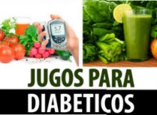 jugos para personas con diabetes ideas