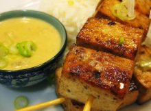 recetas para tofu pinchitos